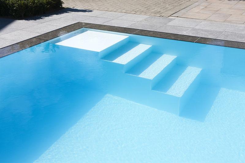 Zwembad Flexline - zwembad op maat